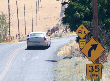 County blazes trail for first intercity bike/pedestrian path
