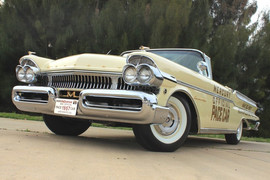 57 mercury turnpike cruiser Front Low Sm