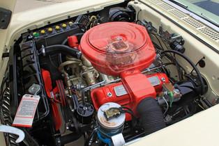 57 mercury turnpike cruiser Engine See-T