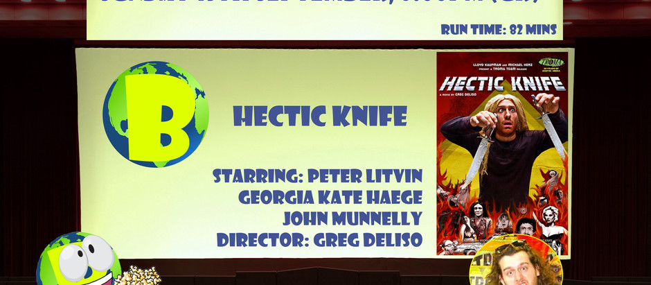 Movie Night - Hectic Knife