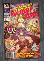 Atomic Victory Squad Issue 1