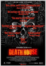 Death House, written by the late great Gunnar Hansen and Harrison Smith
