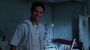 Michael Peña as the Orderly in La Cucaracha