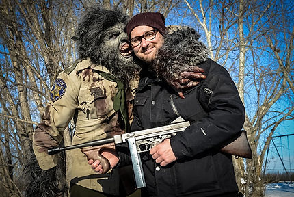 Wolfcop & Lowell Dean