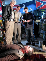 Some Guys Who Kills People - BTS alond with Barry Bostwick and corpse