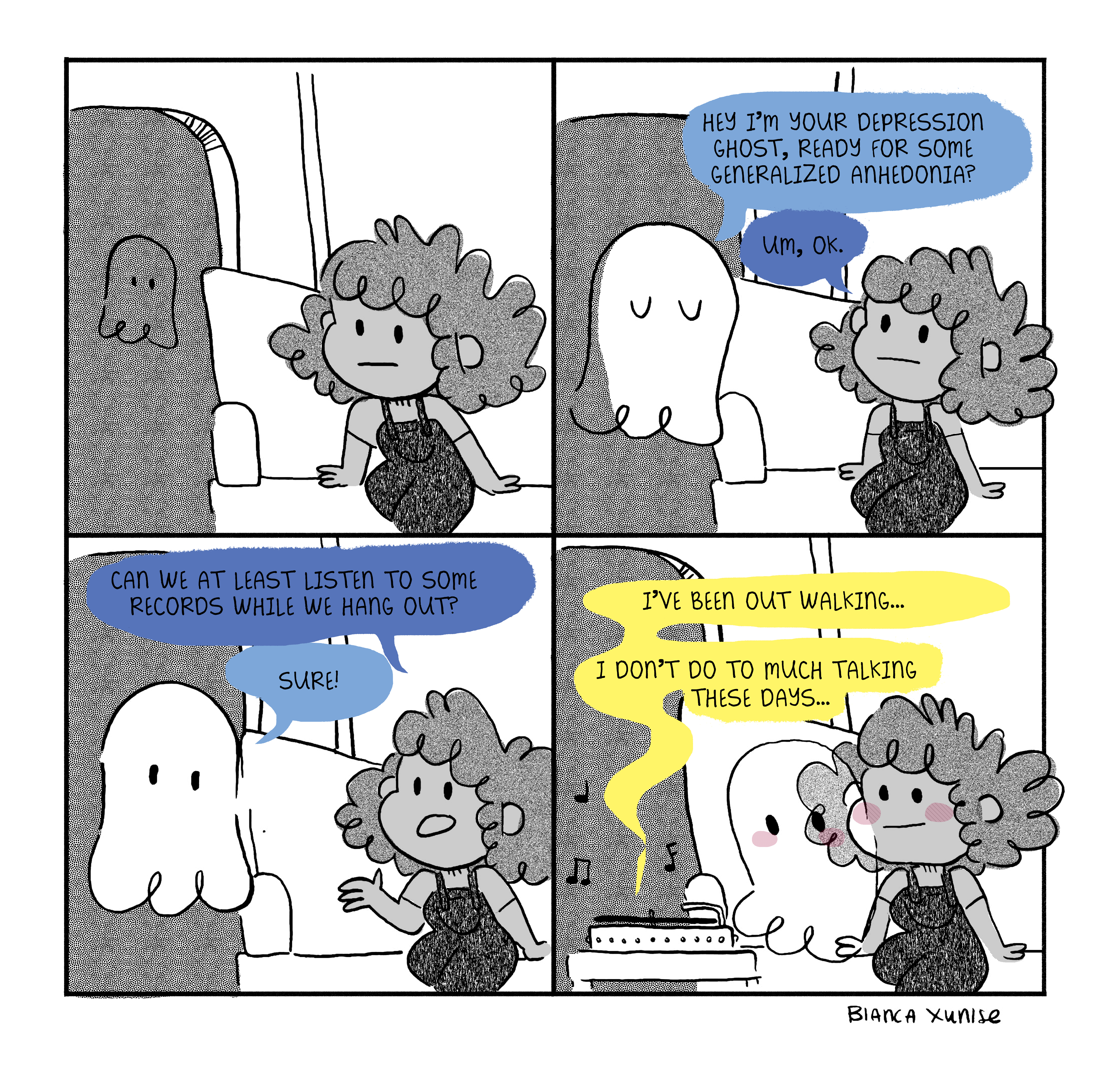 Depression Ghost