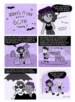 Goth Millennials