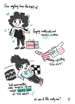 Shopping Confession
