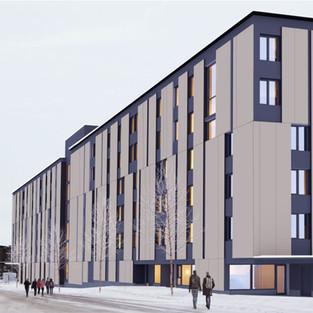 UBCO Skeena Residence