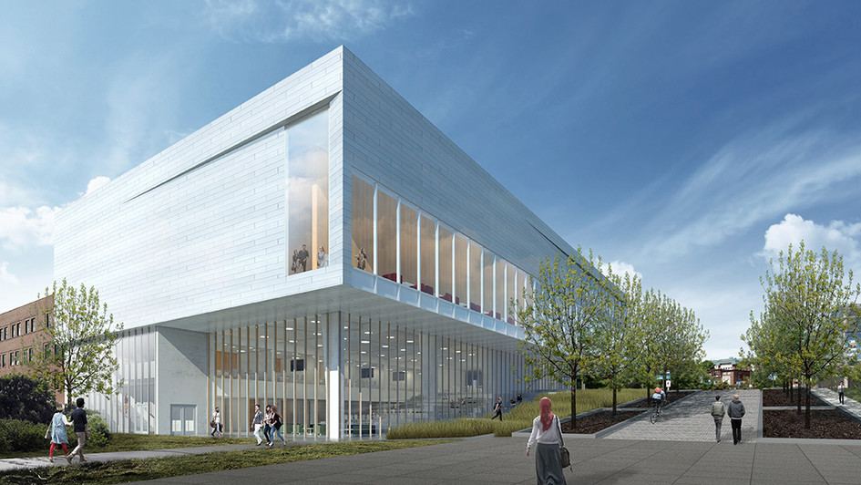 Training and Learning Centre - UBCO