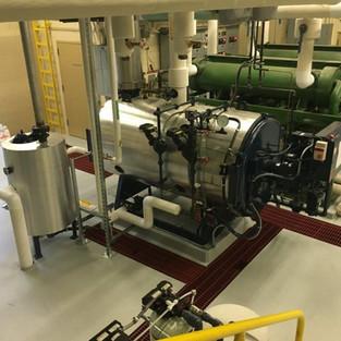 Queen Victoria Hospital Steam Boiler Upgrade