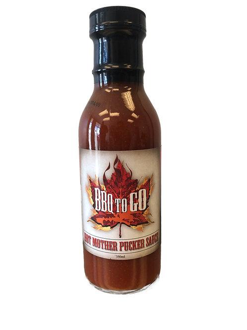 Hot Mother Pucker Sauce