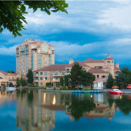 The Delta Grand Okanagan Hotel