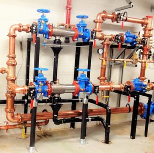 Cottonwoods Water Station Upgrade
