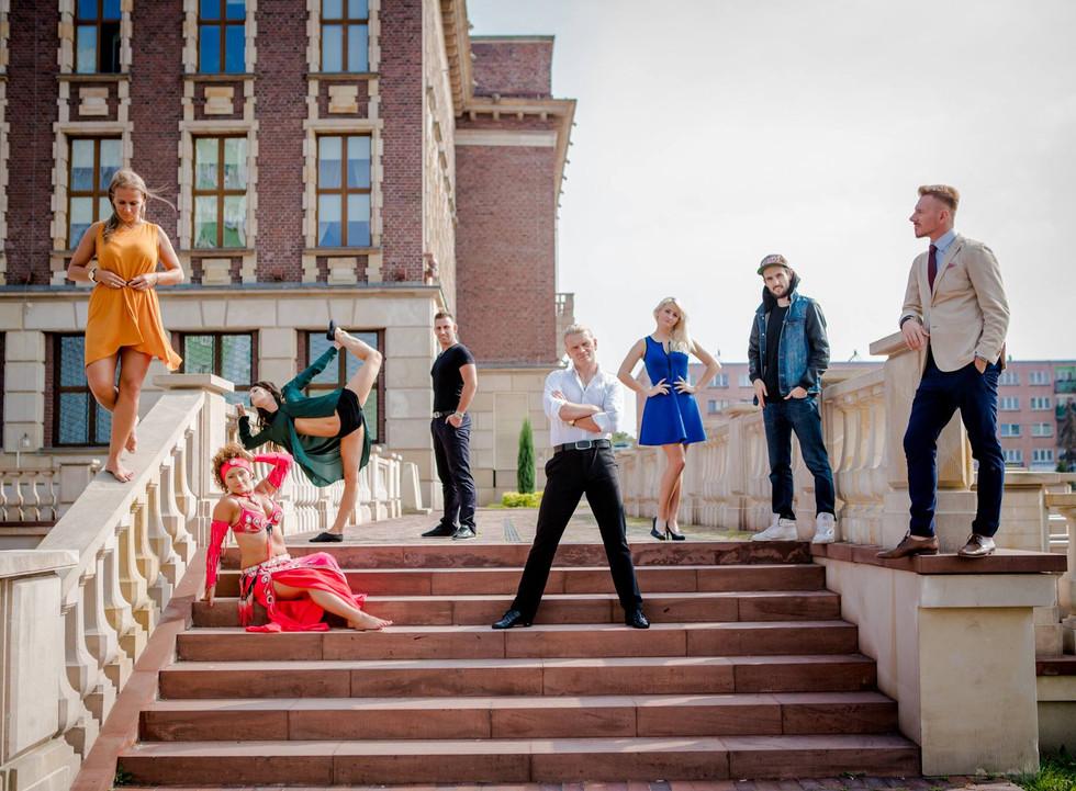 Sesja szkoła tańca Marengo