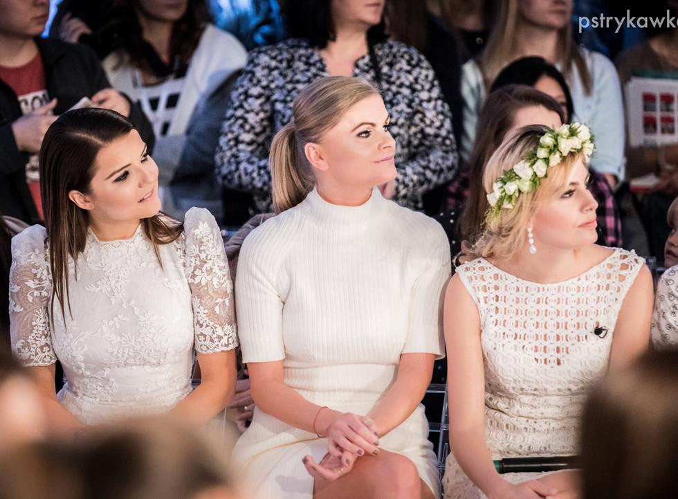 Wiola Piekut pokaz sukien ślubnych