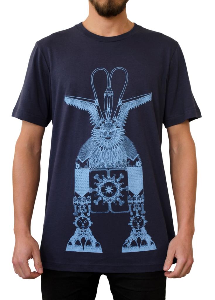 Love on machine t-shirt