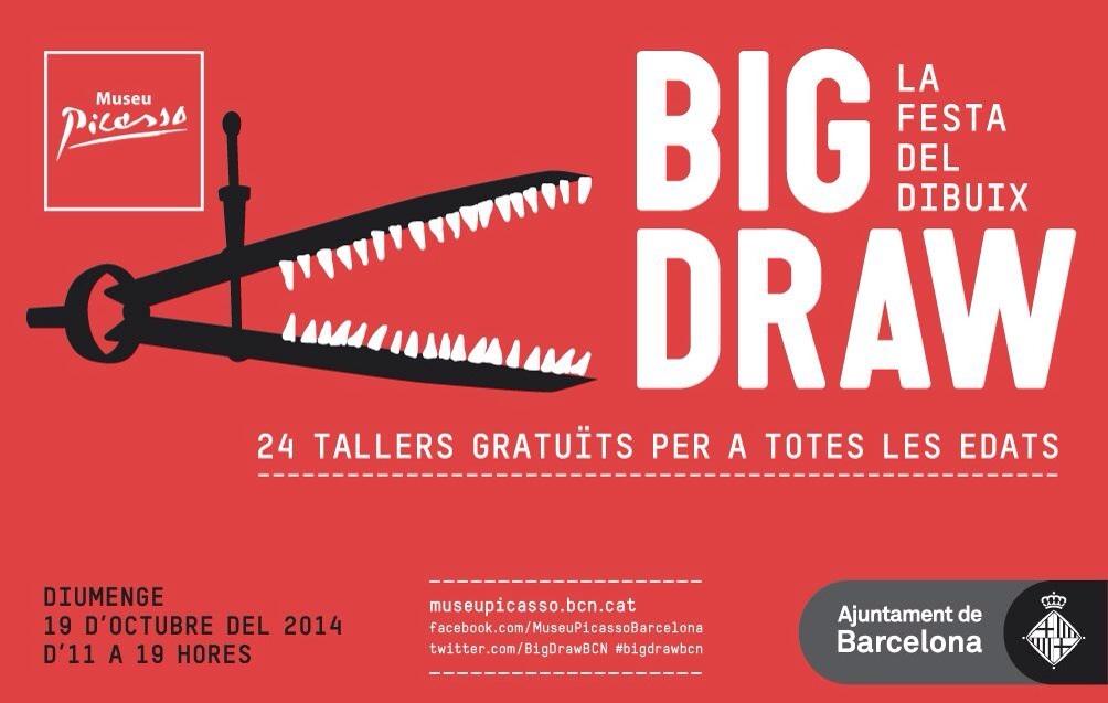 BIG DRAW - PICASSO MUSEUM
