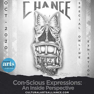 Con-scious Expressions: An Insider's Perspective Exhibit