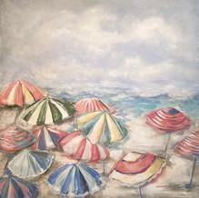Pastel Coast - (Unframed)