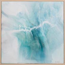 White Lightning - (Framed)