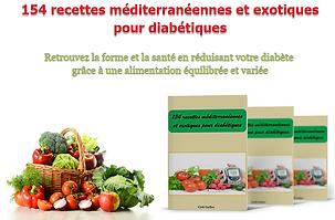 154 recettes pour diabétiques | Solutions-diabetes