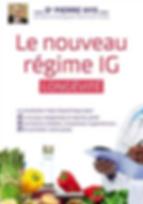 Le nouveau régime IG longévité | Solutions-diabetes