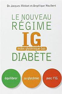 Le nouveau régime IG Diabète | Solutions-diabetes
