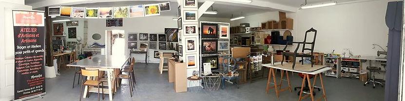 Atelier partagé Saumur