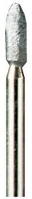 Dremel moletta abrasiva al carburo di silicio 3,2 mm (83322)