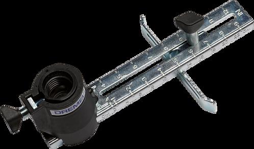 Dremel accessorio per il taglio circolare e parallelo
