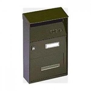 Cassetta postale effe t grigia