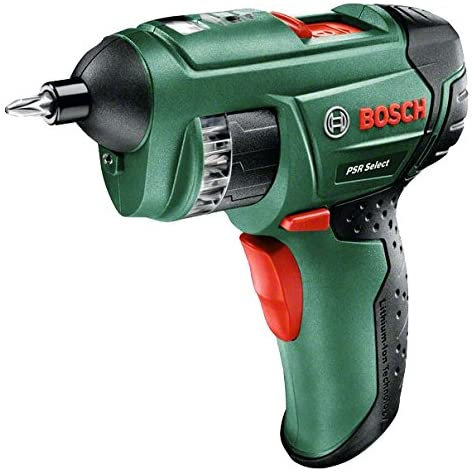 Trapano avvitatore a batteria Bosch PSR Select