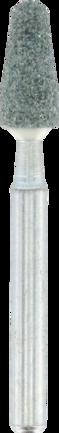 Moletta abrasiva al carburo di silicio, di forma conica (84922)