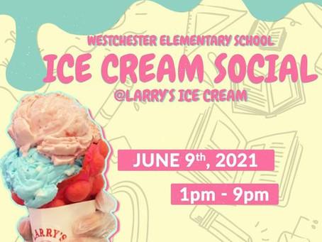Larry's Ice Cream Social!
