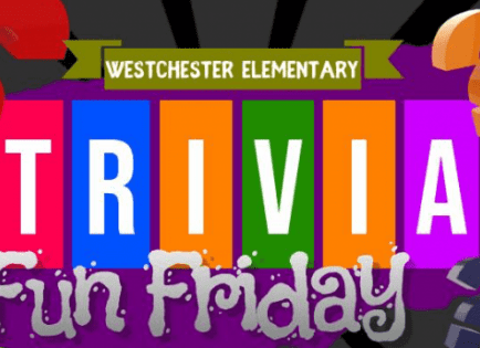 Trivia Fun Friday!