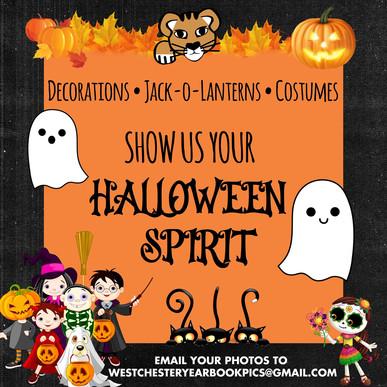 Halloween Yearbook Pictures