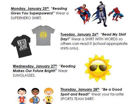 Literacy Week!