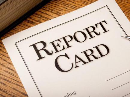 Third Quarter Report Cards