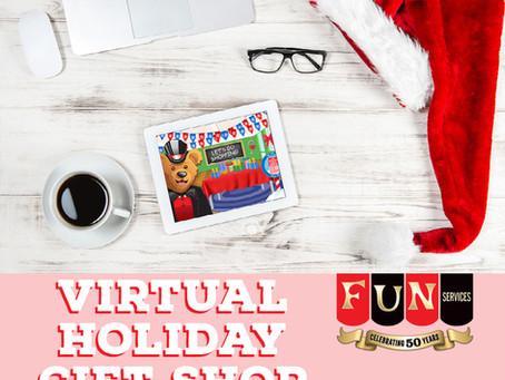Virtual Holiday Shop Open Next Week
