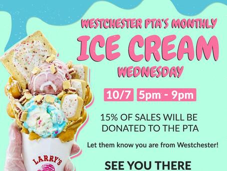 Larry's Ice Cream Night