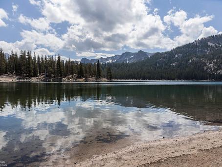 Mammoth lakes + Devil's Postpile, CA