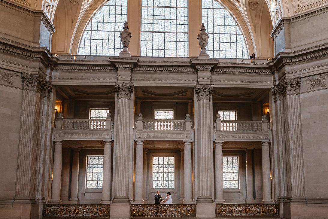 City Hall Wedding experience