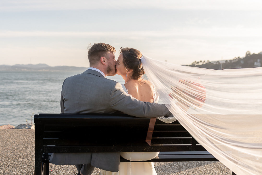 Intimate wedding experience