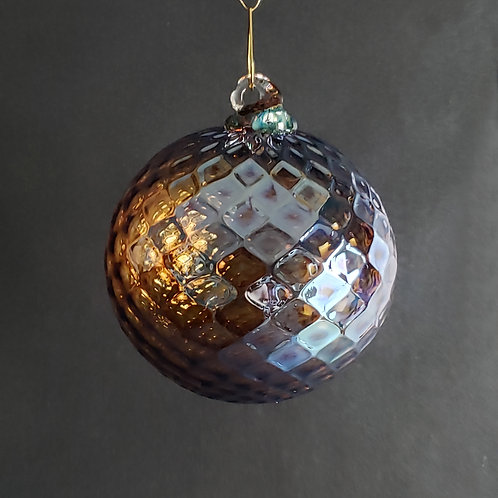 Metallic Shine Ornament