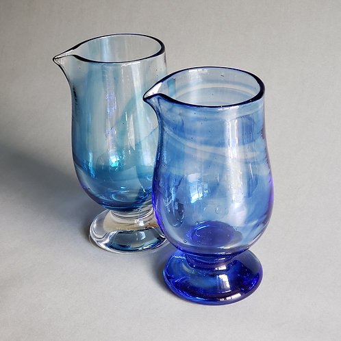 Swirl Cocktail Mixing Glass