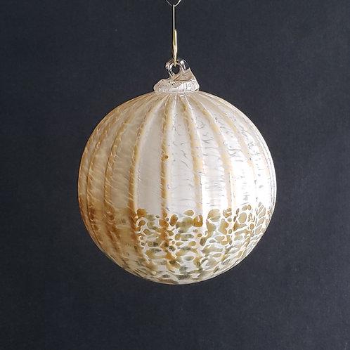 Two-Tone Ornament