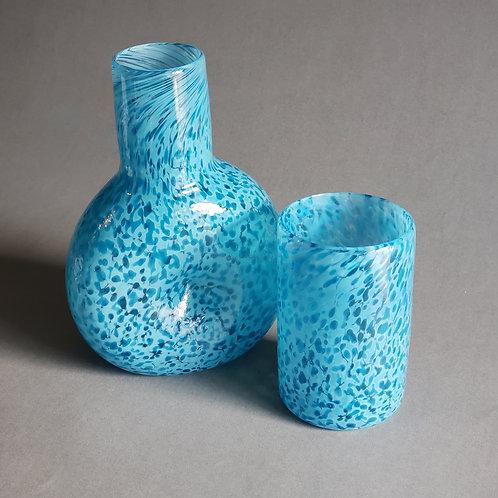 Water Texture Carafe Set
