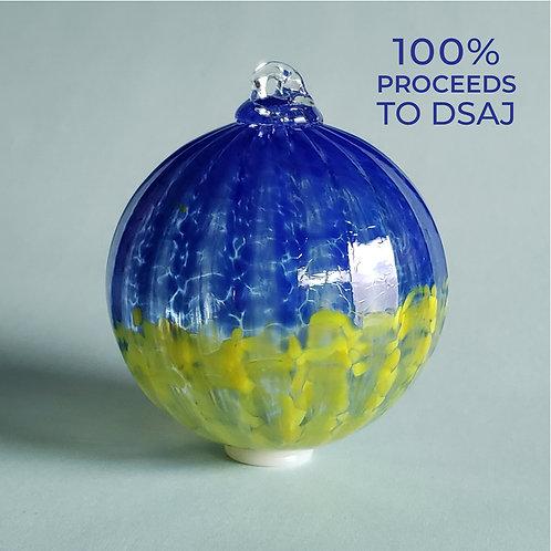 DS Awareness Ornament