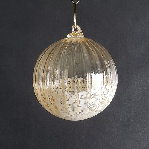 Two-Tone Ornament